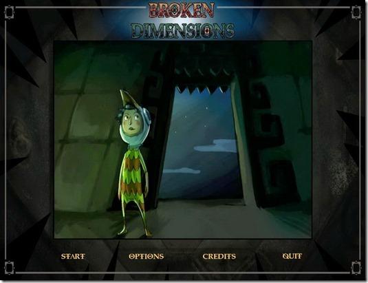 BrokenDimensions free indie game 5