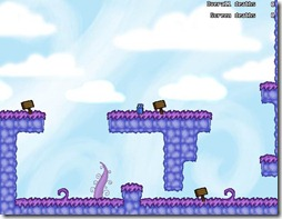 Blob Adventure flash game (1)