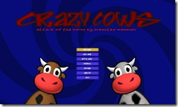 Crazy Cows free indie game (2)