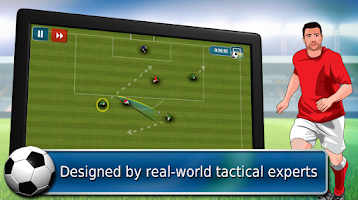 Screenshot of Fluid Soccer