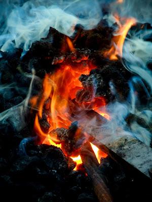 Les feux de l'enfer