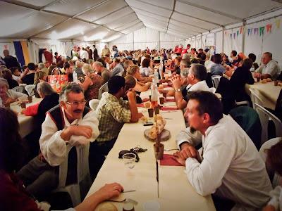 le Banquet médiéval : la ripaille