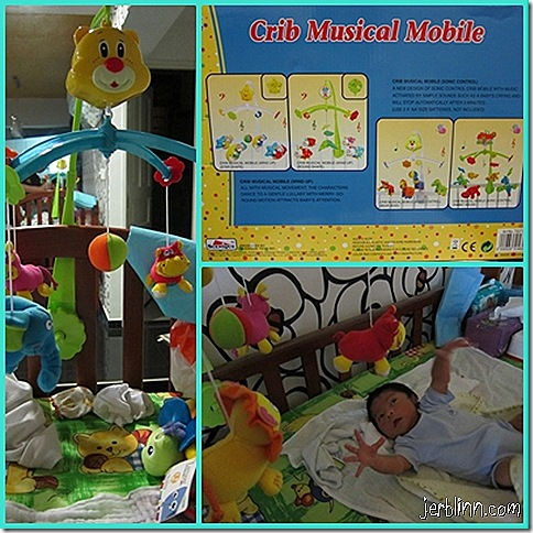 crib musical mobile