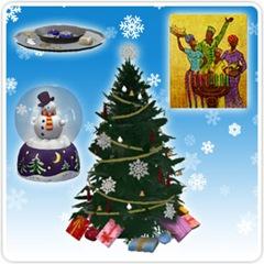 mais presentes de Natal