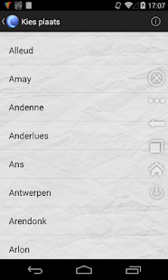 Ramadan België 2015 - screenshot