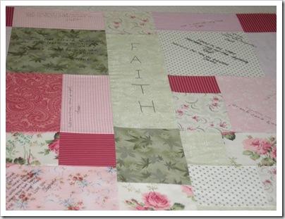 Comfort quilt 038