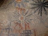 Indian Hill Pictographs in Anza Borrego