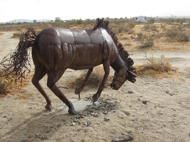 Creature Desert - Anza Borrego