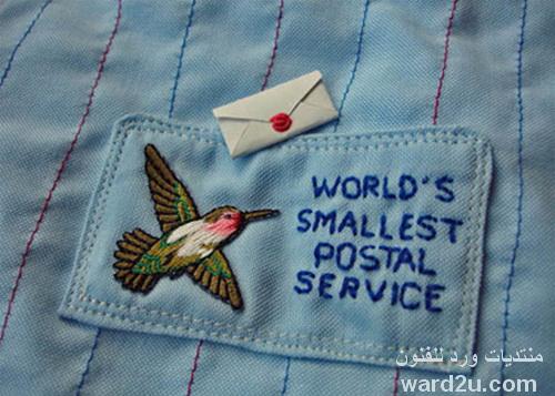 اصغر خدمة بريد في العالم