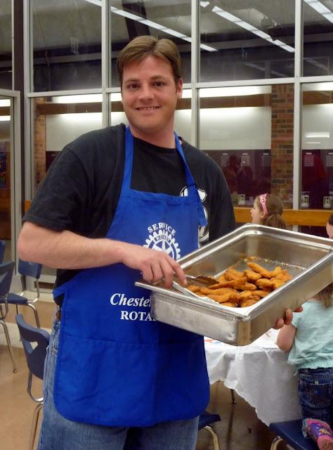 Rotary Fish Fry 2011