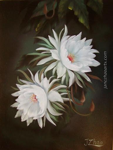 Ünlü Ressamların Çiçek Tabloları, Yağlı Boya Ve Pastel Çiçek Resimler
