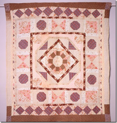 late Victorian patchwork