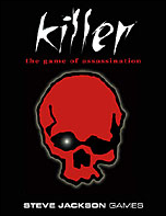 Killer Book Cover