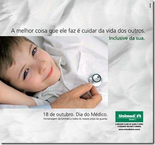 ANUNCIO DIA DO MÉDICO 2010 diario