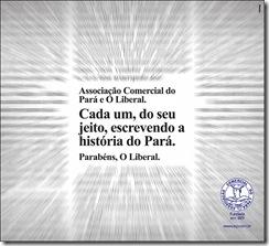 ACP - Anúncio Homenagem O Liberal