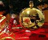 Reflections in a Chrismas bauble
