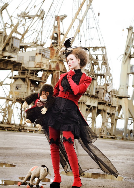 steampunk-circus