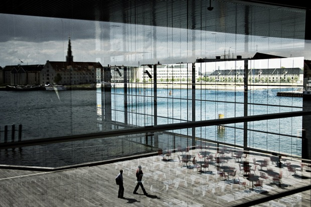 The Danish Royal Theatre in photography