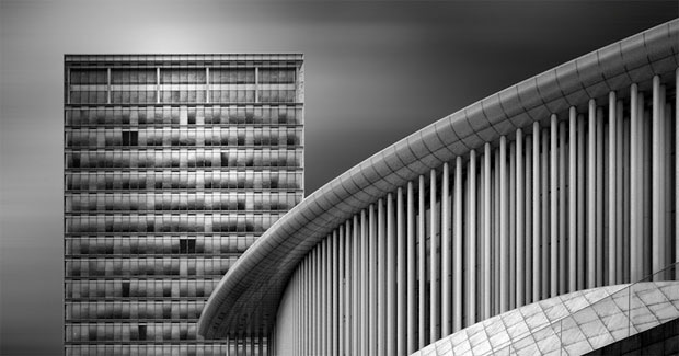 Exotic Collection Black and White Architecture and Skyscraper photography