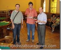 Gonzalo Yañez 5º puesto