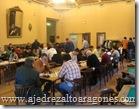 Sala de juego en el Casino de Huesca. 7ª ronda.