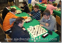 Puértolas-Maza y Faro-Buil fueron partidas destacadas