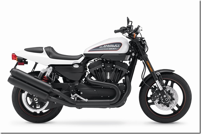 2011 XR1200X, Sportster XR 1200 X, right broadside
