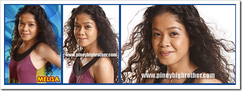 Melisa Cantiveros -- Pinoy Big Brother Double Up