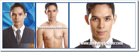John Paul Lagumbay -- Pinoy Big Brother Double Up