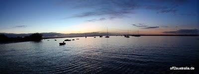 Sunset @ Burrum Heads