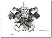 vatikán címere