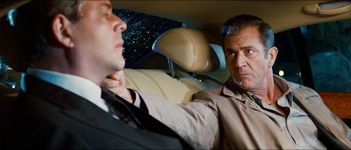 Danny Huston is Jack Bennett and Mel Gibson is Thomas Craven