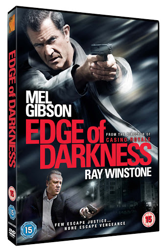 Edge of Darkness 3D DVD cover