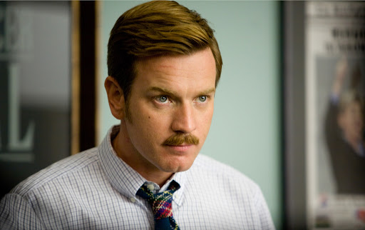 Ewan McGregor is Bob Wilton