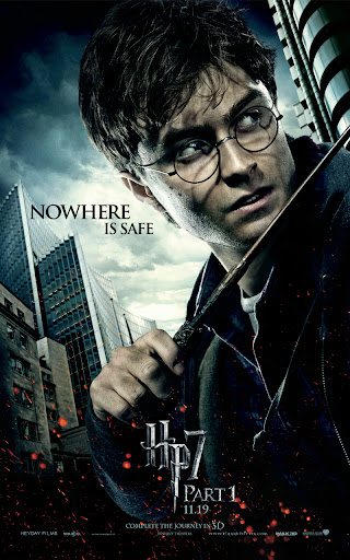 Harry Potter - Nowhere is Safe - Harry Potter and the Deathly Hallows