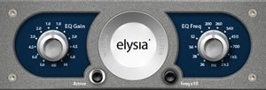 elysia niveau filter plugin