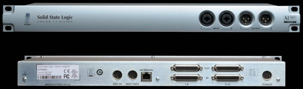 SSL X-Patch patchbay & router