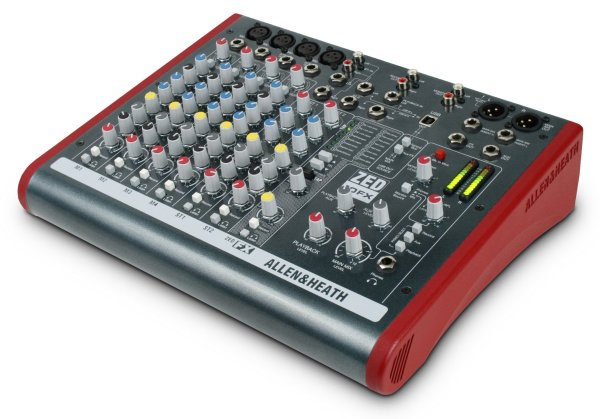 Allen & Heath ZED-10FX USB mixer
