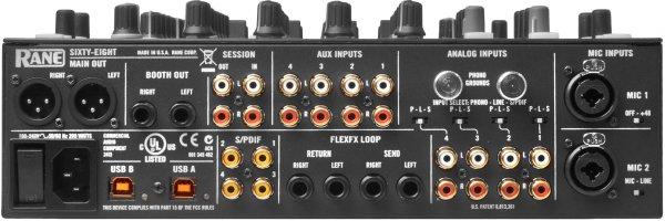 Rane Sixty-Eight mixer/kontroller
