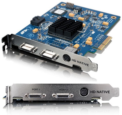 Avid Pro Tools HD|Native Core PCIe krtya