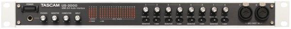 Tascam US-2000 USB audio interfész
