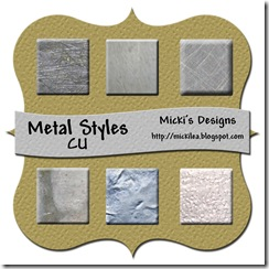 Metal Styles preview
