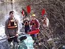 Сплав на байдарках рікою Серет