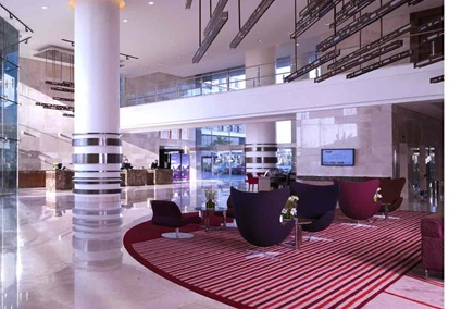 hotel lobby design interior decor style