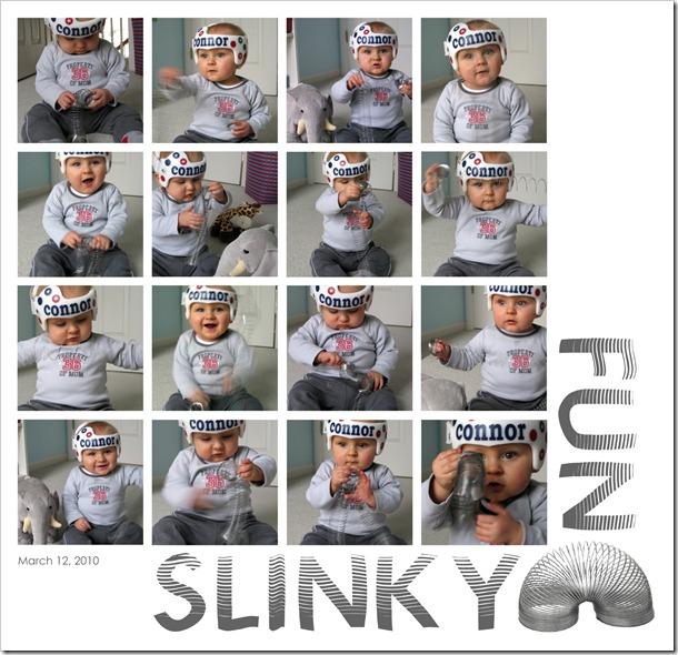 Slinky Fun  03.12.10