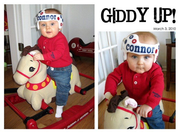 Giddy Up!  03.03.10