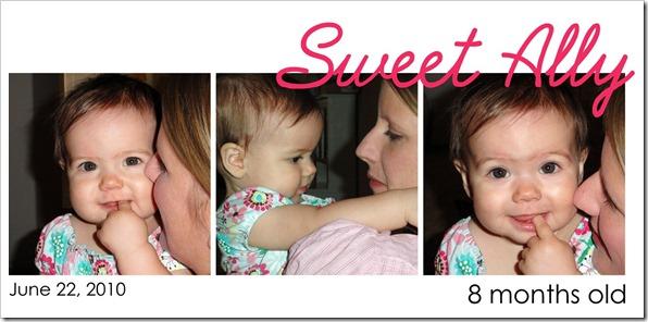 Sweet Ally  06.22.10
