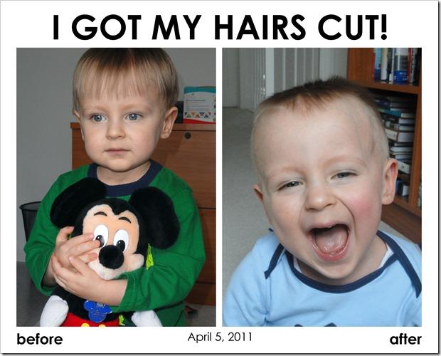Haircut - 04.05.11