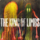 The King Of Limbs album cover.