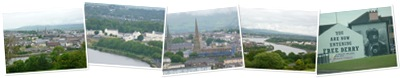 View Derry tour